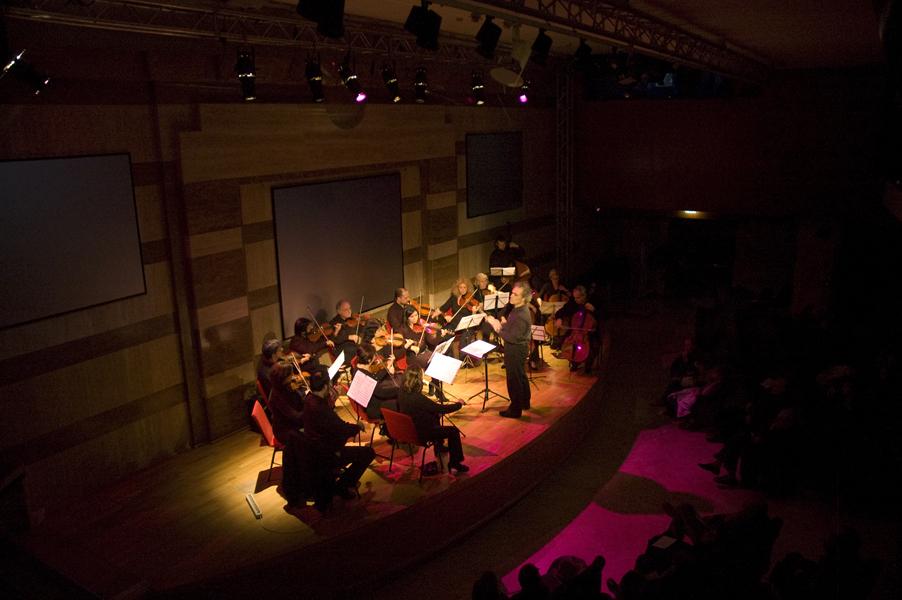 orchestra d'archi di Testaccio
