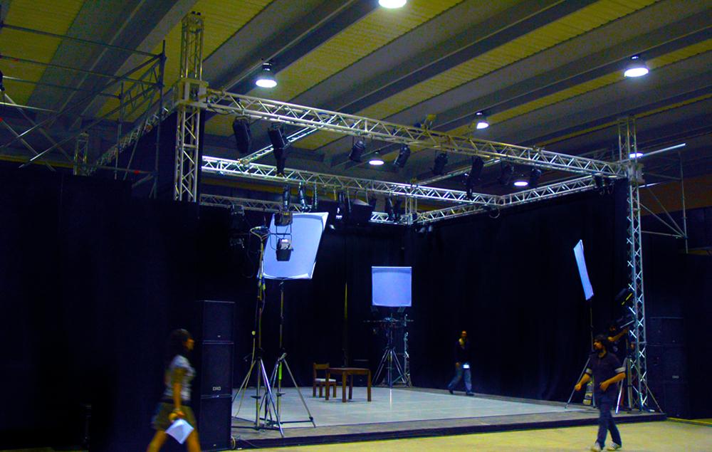 Allestimento Fanny Alexander - Festival Contemporanea - Segni (RM)